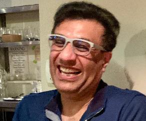 Mandeep Mehra