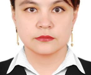 Zulfya Rasulova