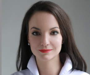 Assistant Professor Annamaria Kosztin