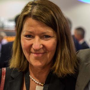 Carina Blomstrom-Lundqvist