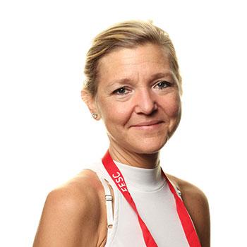 Assistant Professor Camilla Hage