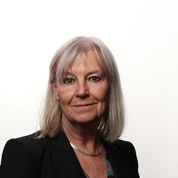 Professor Annika Rosengren