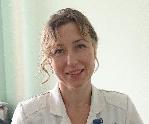 Associate Professor Natallia Maroz-Vadalazhskaya