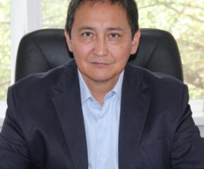Associate Professor Kairat Davletov