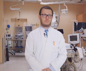 Associate Professor Bartosz Hudzik