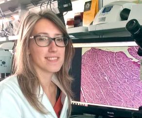 Assistant Professor Alessandra Ghigo