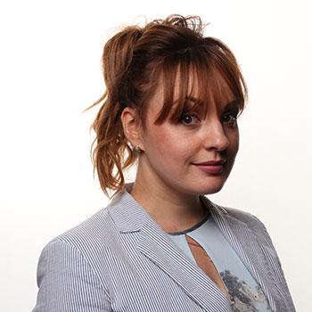 Assistant Professor Irina Cabac-Pogorevici