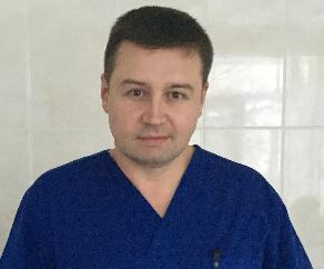 Associate Professor Valentyn Maslovskyi