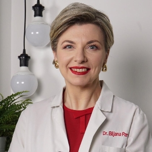 Assistant Professor Biljana Parapid